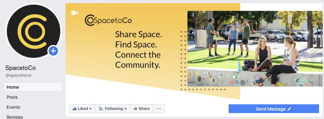 How to add a Book Now button to your community centre facebook page