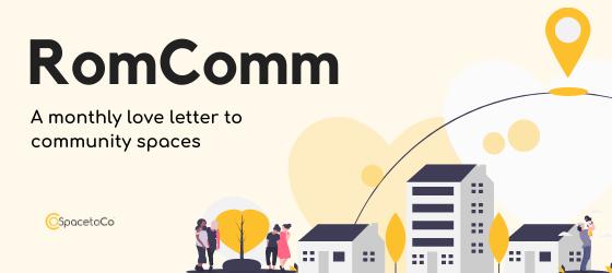 RomComm Email Header